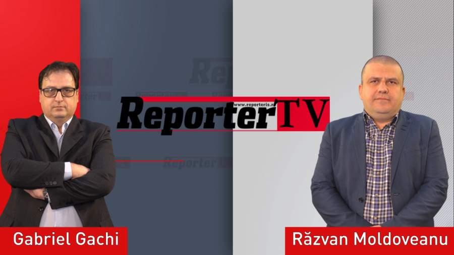 REPORTER TV - Tunul din Sărărie: o afacere Chirica - Asimionesei