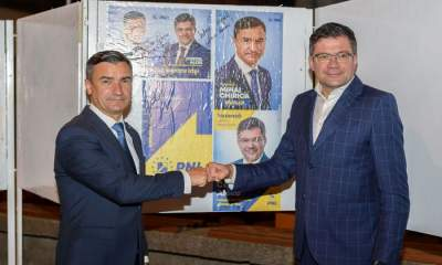 Recordul lui Alexe și Chirica în campanie: cum să cheltui 412.000 de euro în 30 de zile, locul 1 pe țară între filialele PNL