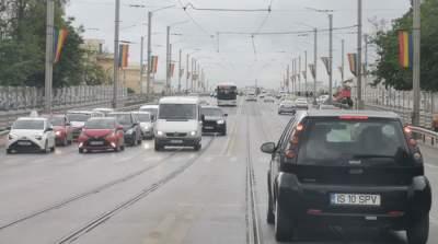 Chirica a inaugurat cea mai scurtă bandă unică din lume, Pod Nicolina-Podu Roș, de o mie de ori. În vis!