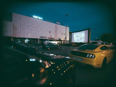 """JOKER"" și ""THE HATEFUL EIGHT"" rulează la DRIVE-IN CINEMA de la IULIUS MALL Iași"