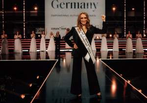 Miss Germania 2021 are 33 de ani și este mamă a doi copii