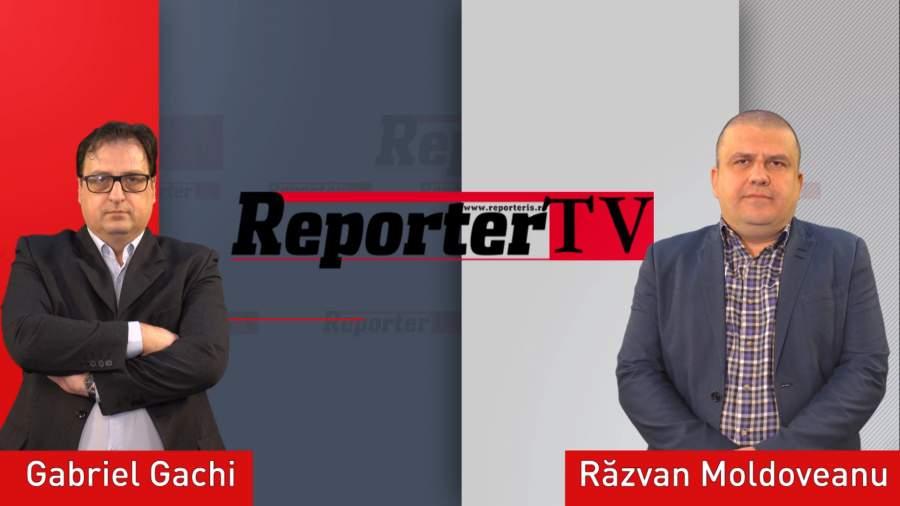 REPORTER TV - SPITALELE IESENE, FATA CU CORONA